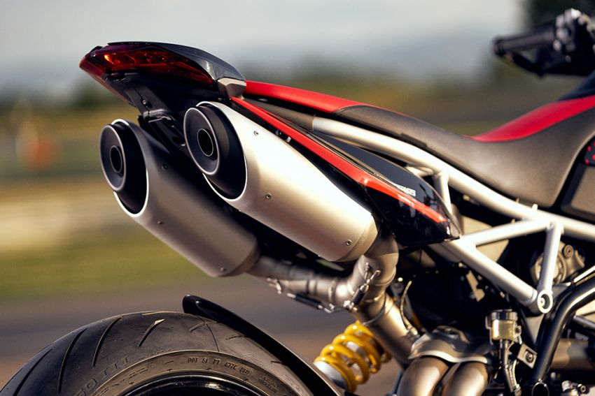 2020 Ducati Hypermotard 950 RVE launched Image #1130811
