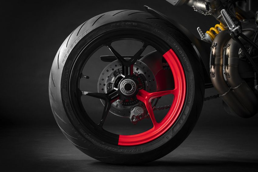 2020 Ducati Hypermotard 950 RVE launched Image #1130762