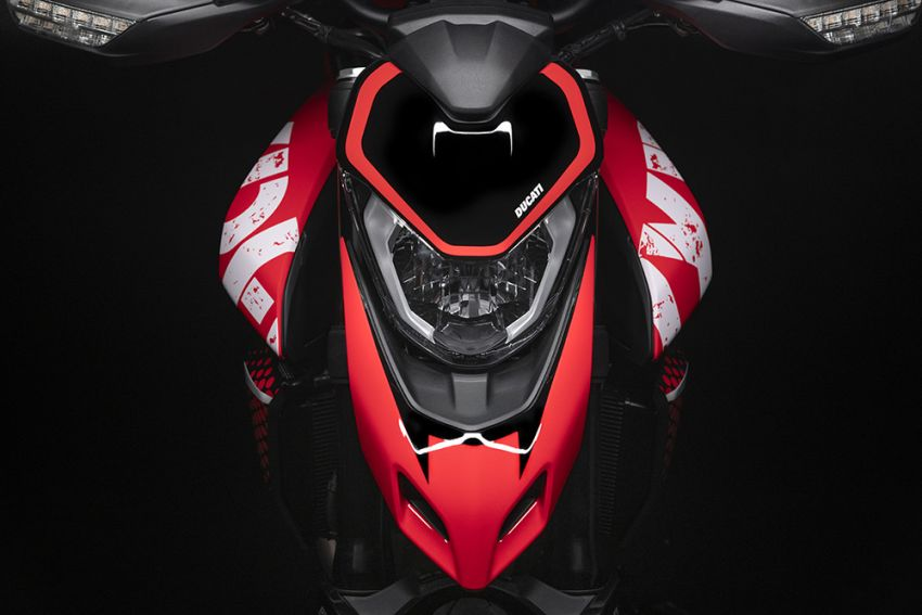 2020 Ducati Hypermotard 950 RVE launched Image #1130766