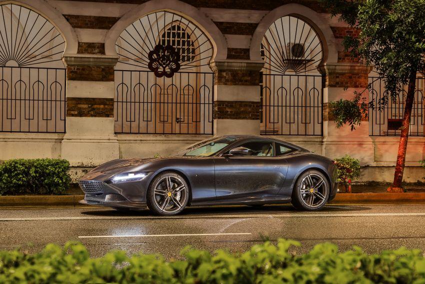 Ferrari Roma debuts in Malaysia – priced fr. RM968,000 Image #1134292