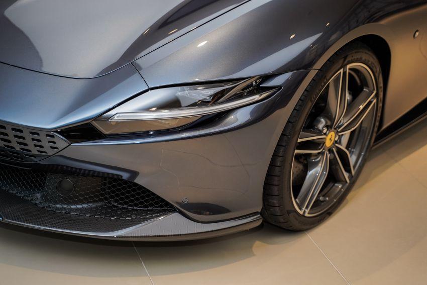 Ferrari Roma debuts in Malaysia – priced fr. RM968,000 Image #1134282