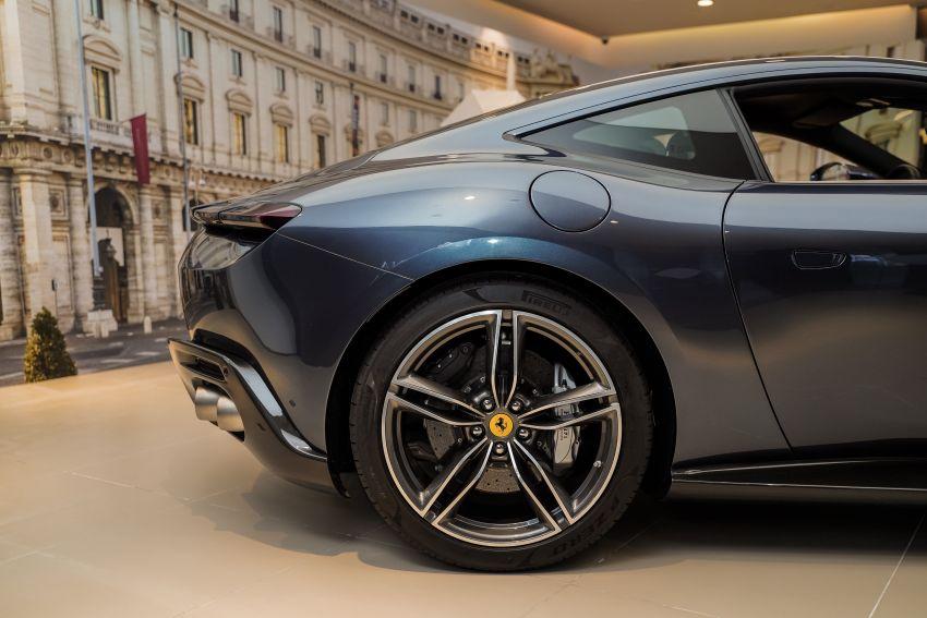 Ferrari Roma debuts in Malaysia – priced fr. RM968,000 Image #1134283