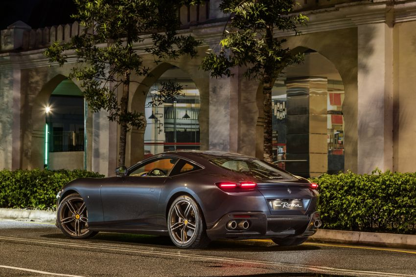 Ferrari Roma debuts in Malaysia – priced fr. RM968,000 Image #1134295