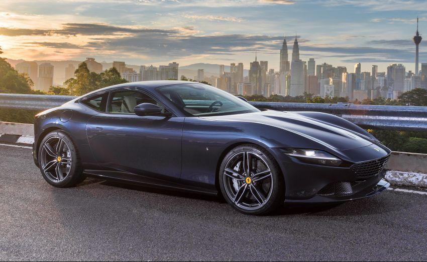 Ferrari Roma debuts in Malaysia – priced fr. RM968,000 Image #1134296