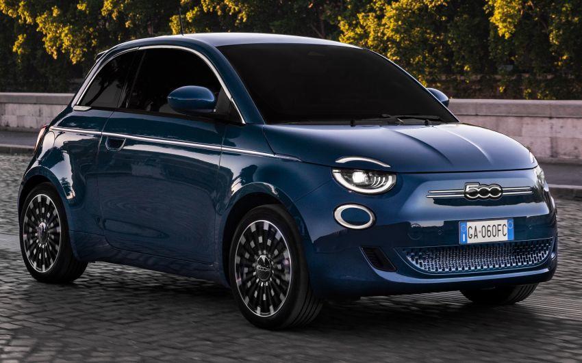 2020 Fiat 500 – EV now available as hardtop hatchback Image #1130029