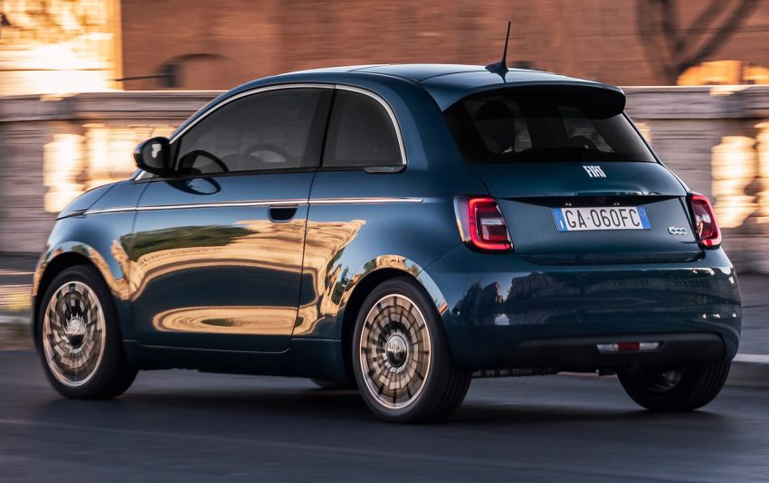 2020 Fiat 500 – EV now available as hardtop hatchback Image #1130034