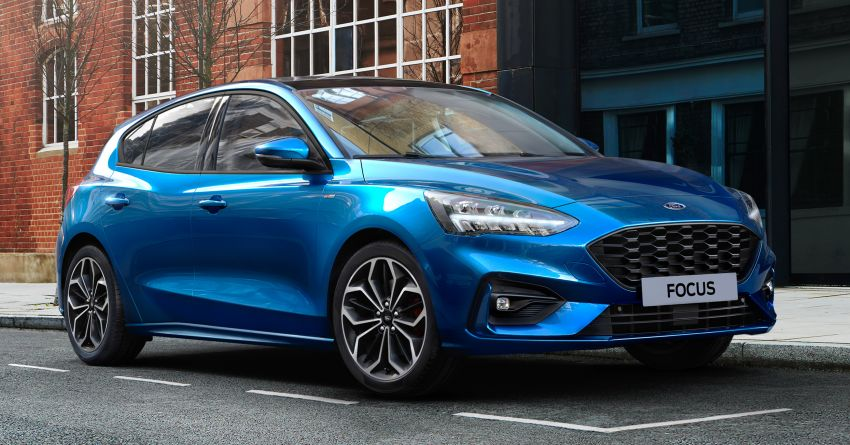 2020 Ford Focus gets new 1.0 litre EcoBoost mild hybrid powertrain and revised equipment list in Europe Image #1135758