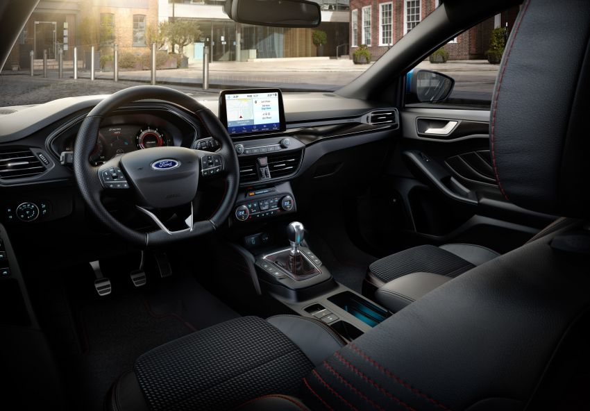 2020 Ford Focus gets new 1.0 litre EcoBoost mild hybrid powertrain and revised equipment list in Europe Image #1135762