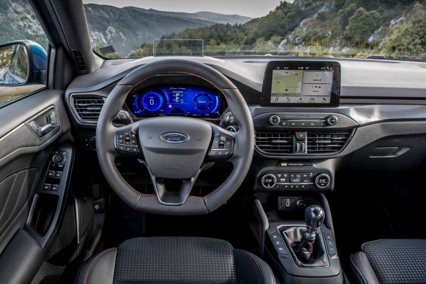 2020 Ford Focus gets new 1.0 litre EcoBoost mild hybrid powertrain and revised equipment list in Europe Image #1135763