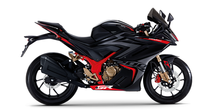 2020 GPX Demon GR200R in Malaysia soon Image #1136431