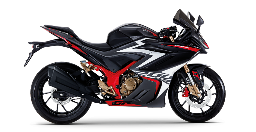 2020 GPX Demon GR200R in Malaysia soon Image #1136432