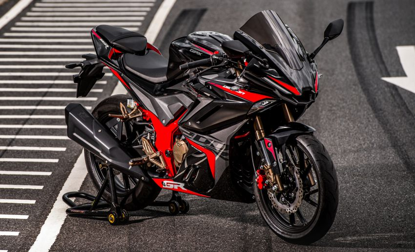 2020 GPX Demon GR200R in Malaysia soon Image #1136479