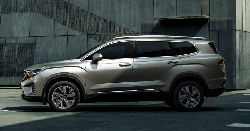 2020 Geely Haoyue VX11 officially launched in China – colossal D-segment SUV priced from RM62k to RM84k Image #1135915