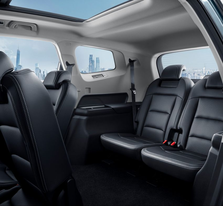 2020 Geely Haoyue VX11 officially launched in China – colossal D-segment SUV priced from RM62k to RM84k Image #1135916