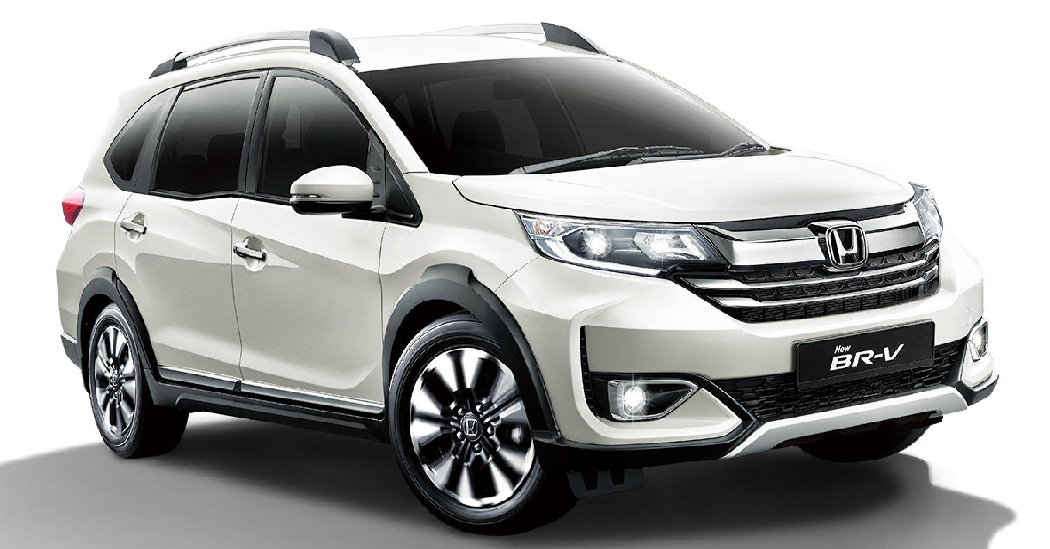 2020 Honda BR-V facelift launched in M'sia, fr RM90k 2020 Honda BR-V Facelift - Paul Tan's ...