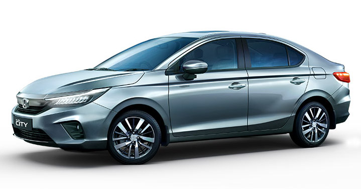 2020 Honda City previewed for India – 1.5L engines, LaneWatch, semi-digital instrument cluster, sunroof Image #1132949