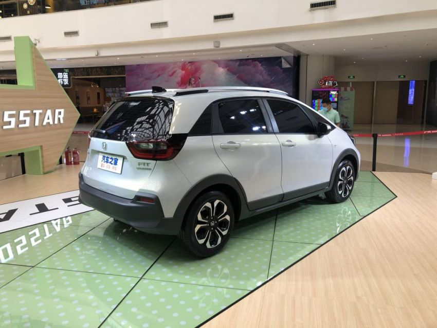 2020 Honda Jazz debuts in China with new front end Image #1131378