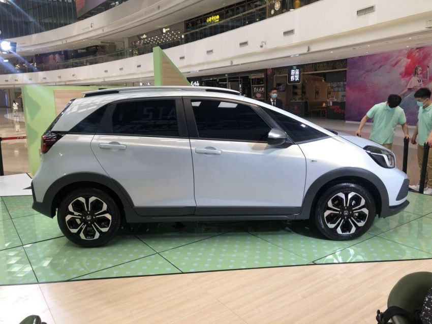 2020 Honda Jazz debuts in China with new front end Image #1131379