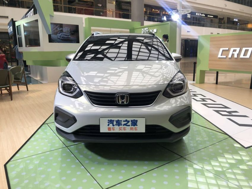 2020 Honda Jazz debuts in China with new front end Image #1131380
