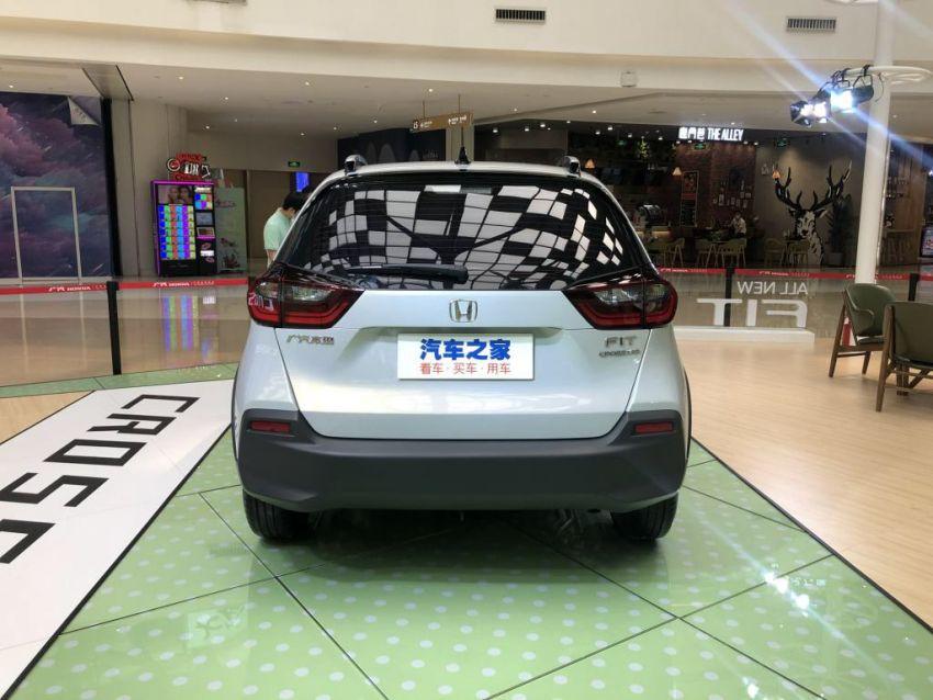 Honda Jazz masuk pasaran China dengan muka baru Image #1131441