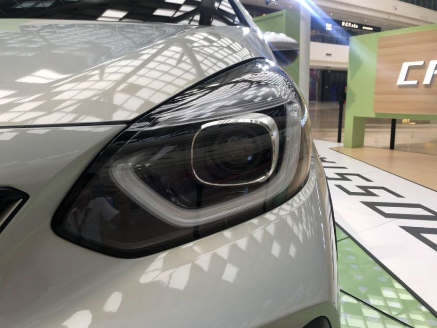 Honda Jazz masuk pasaran China dengan muka baru Image #1131440