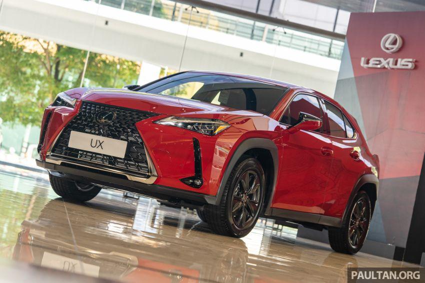 GALLERY: 2020 Lexus UX 200 Urban – RM243,888 Image #1126046