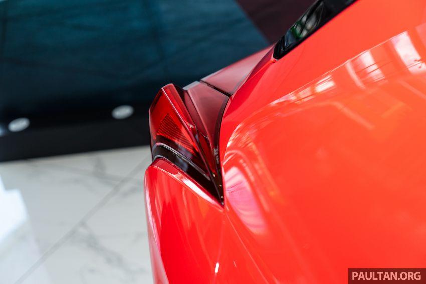 GALERI: Lexus UX 200 Urban 2020 – RM243,888 Image #1126124