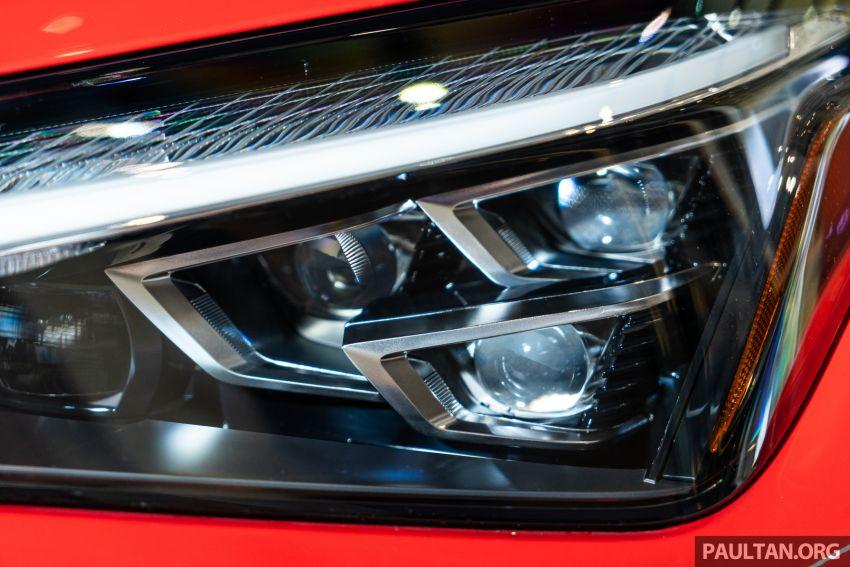 GALERI: Lexus UX 200 Urban 2020 – RM243,888 Image #1126127