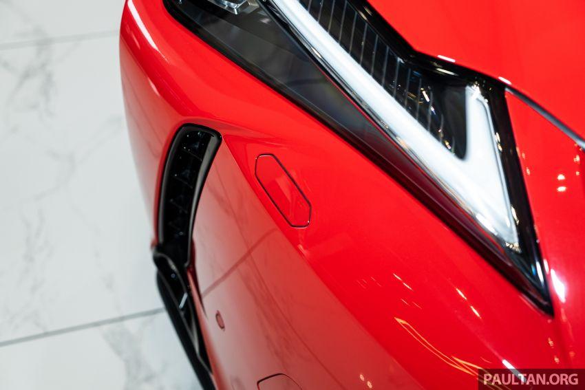GALERI: Lexus UX 200 Urban 2020 – RM243,888 Image #1126128