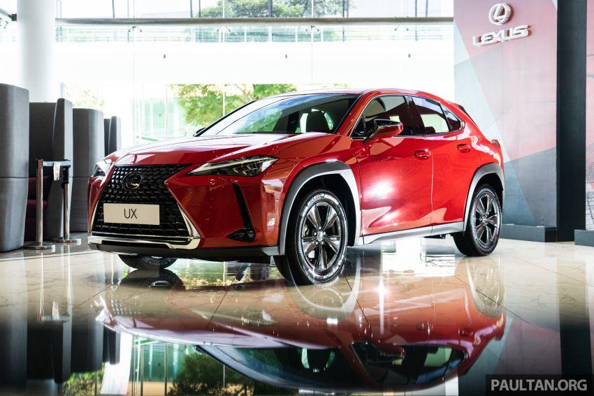GALLERY: 2020 Lexus UX 200 Urban – RM243,888 Image #1126064