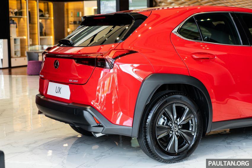 GALLERY: 2020 Lexus UX 200 Urban – RM243,888 Image #1126067