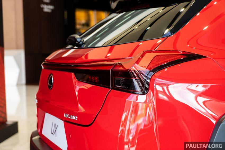 GALLERY: 2020 Lexus UX 200 Urban – RM243,888 Image #1126069