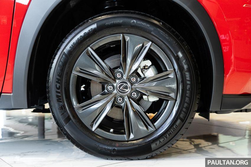 GALERI: Lexus UX 200 Urban 2020 – RM243,888 Image #1126135