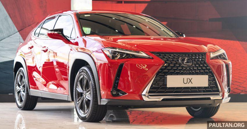 GALERI: Lexus UX 200 Urban 2020 – RM243,888 Image #1126136