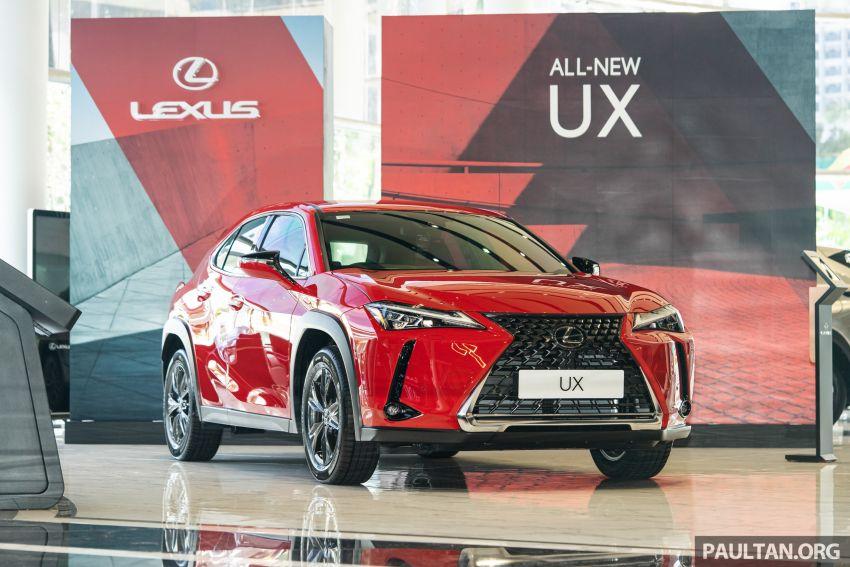 GALLERY: 2020 Lexus UX 200 Urban – RM243,888 Image #1126048