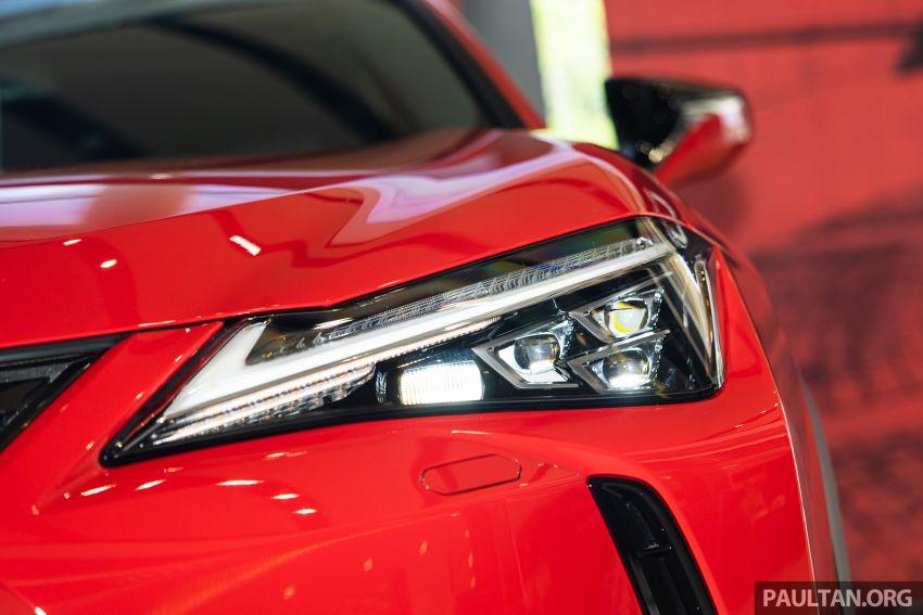 GALERI: Lexus UX 200 Urban 2020 – RM243,888 Image #1126117