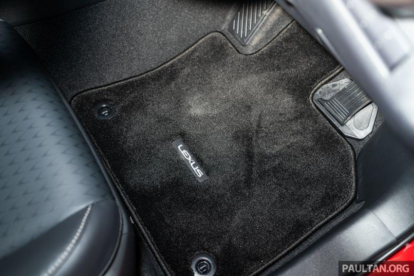 GALERI: Lexus UX 200 Urban 2020 – RM243,888 Image #1126149