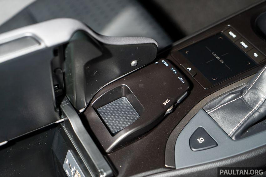 GALERI: Lexus UX 200 Urban 2020 – RM243,888 Image #1126150