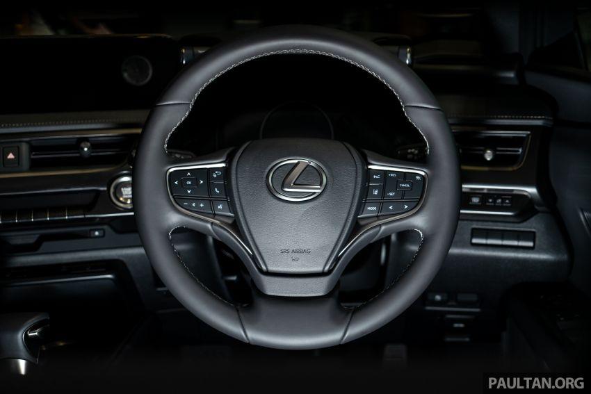GALERI: Lexus UX 200 Urban 2020 – RM243,888 Image #1126138