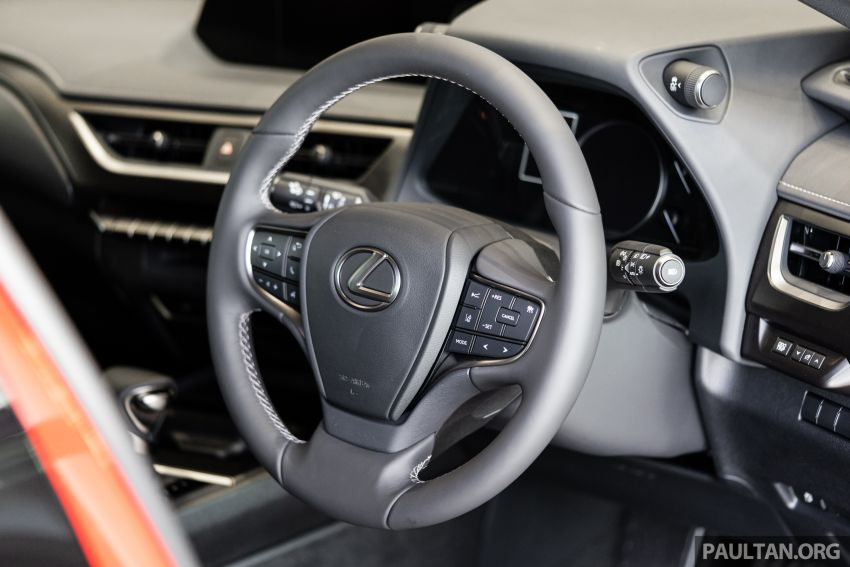 GALLERY: 2020 Lexus UX 200 Urban – RM243,888 Image #1126096