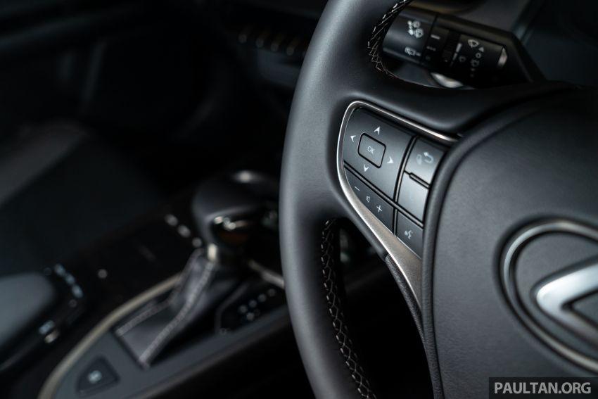 GALERI: Lexus UX 200 Urban 2020 – RM243,888 Image #1126141