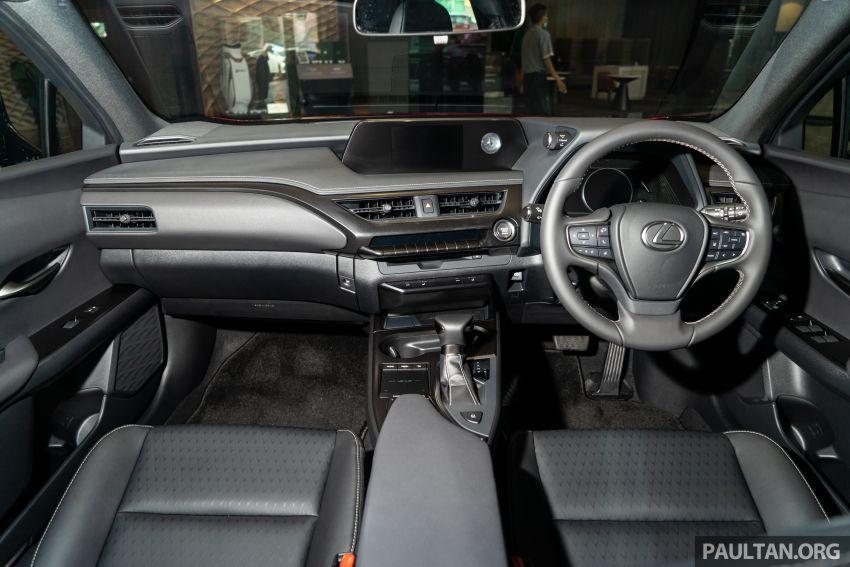 GALLERY: 2020 Lexus UX 200 Urban – RM243,888 Image #1126080