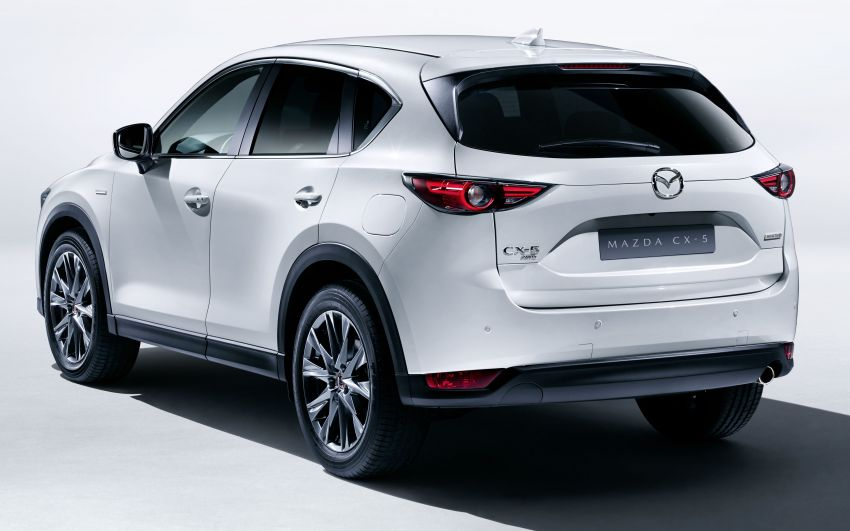 2020 Mazda CX-5 in Europe – new Polymetal Grey, cylinder deactivation, improved refinement and safety Image #1137742