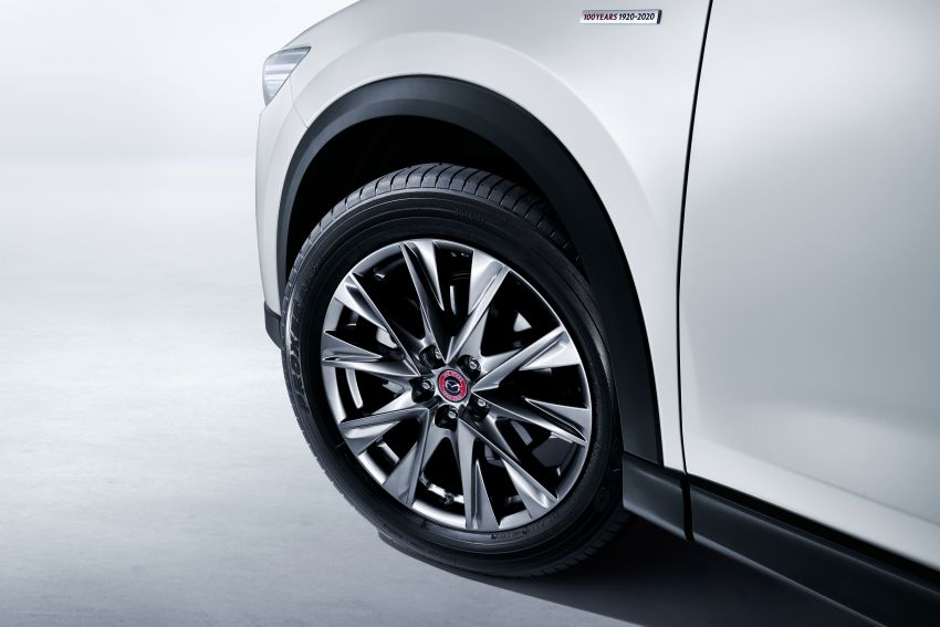 2020 Mazda CX-5 in Europe – new Polymetal Grey, cylinder deactivation, improved refinement and safety Image #1137658