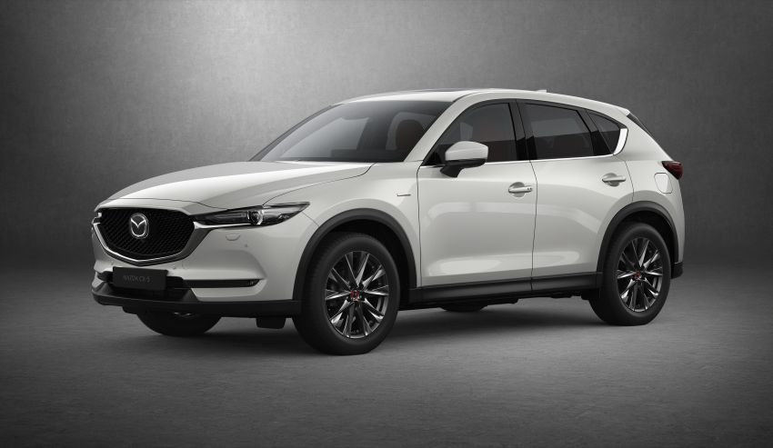 2020 Mazda CX-5 in Europe – new Polymetal Grey, cylinder deactivation, improved refinement and safety Image #1137663
