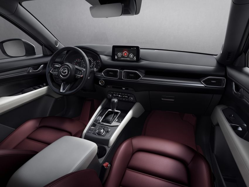 2020 Mazda CX-5 in Europe – new Polymetal Grey, cylinder deactivation, improved refinement and safety Image #1137681