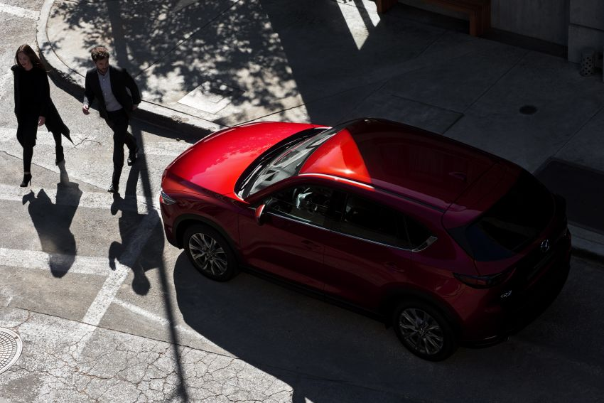 2020 Mazda CX-5 in Europe – new Polymetal Grey, cylinder deactivation, improved refinement and safety Image #1133990