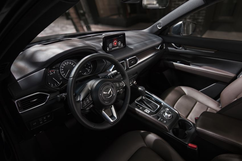 2020 Mazda CX-5 in Europe – new Polymetal Grey, cylinder deactivation, improved refinement and safety Image #1134003