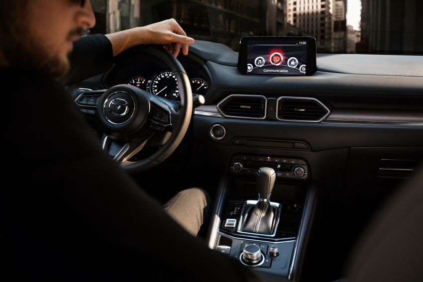 2020 Mazda CX-5 in Europe – new Polymetal Grey, cylinder deactivation, improved refinement and safety Image #1134005