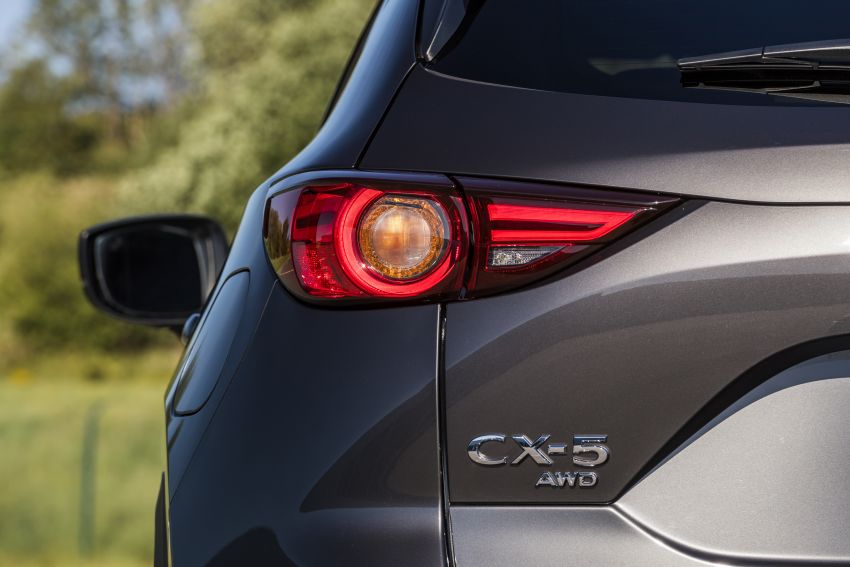 2020 Mazda CX-5 in Europe – new Polymetal Grey, cylinder deactivation, improved refinement and safety Image #1137491